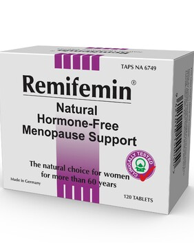 Remifemin -Natural Menopause Support