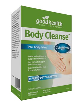 Body Cleanse Detox Kit