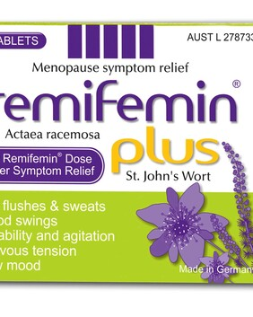 Remifemin Plus St Johns Wort