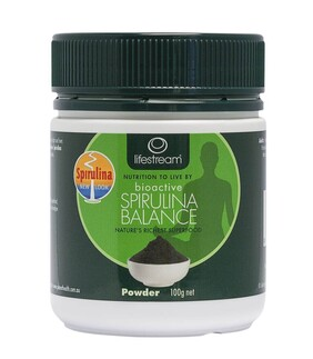 Bioactive Spirulina Balance Powder