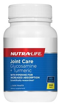 Joint Care Glucosamine +Turmeric