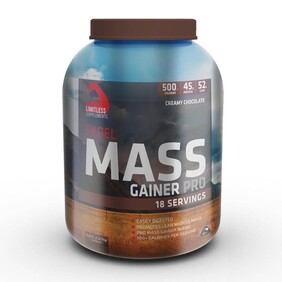 Excel Mass Gainer Pro - Chocolate