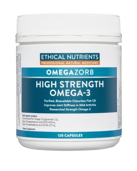 Hi Strength Fish Oil