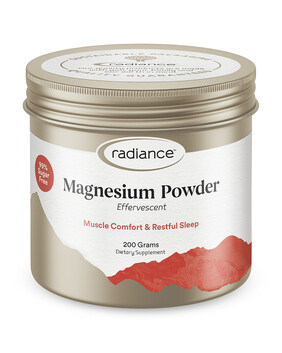Effervescent Magnesium Powder