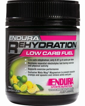 Rehydration Low Carb Fuel Lemon Lime