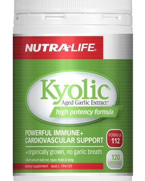 Kyolic Aged Garlic Extract - High Potency Formula