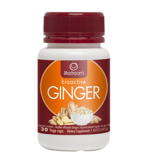 Bioactive Ginger