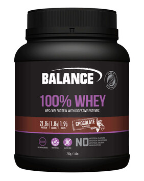 100% Whey Protein- Chocolate