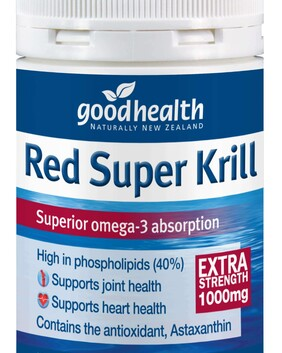Red Super Krill Oil 1000